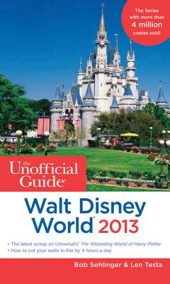 The Unofficial Guide Walt Disney World Cover Image
