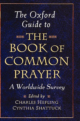 The Oxford Guide to the Book of Common Prayer Cover