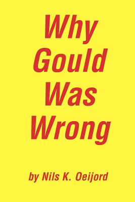 Why Gould Was Wrong Cover Image