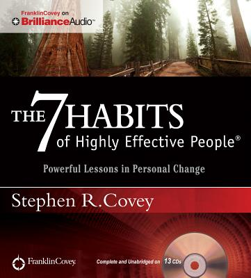 The 7 Habits of Highly Effective People - Signature Series: Insights from Stephen R. Covey Cover Image