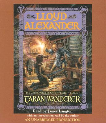 The Prydain Chronicles Book Four: Taran Wanderer Cover Image