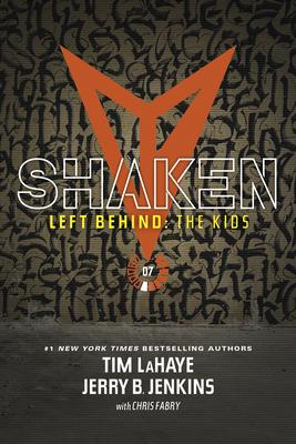 Cover for Shaken (Left Behind