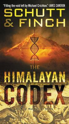 The Himalayan Codex: An R. J. MacCready Novel Cover Image