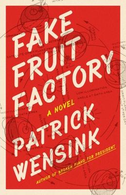 Fake Fruit Factory Cover