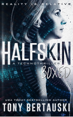 Halfskin Boxed: A Technothriller Cover Image