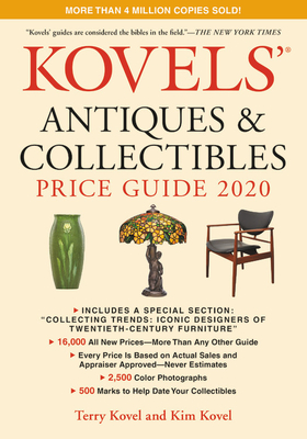 Kovels' Antiques and Collectibles Price Guide 2020 Cover Image