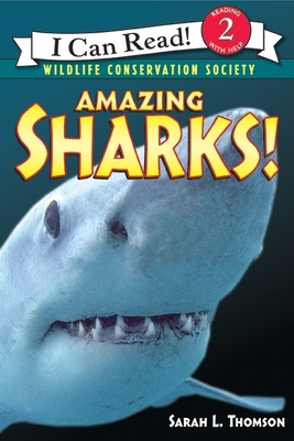 Amazing Sharks! (I Can Read Level 2) Cover Image