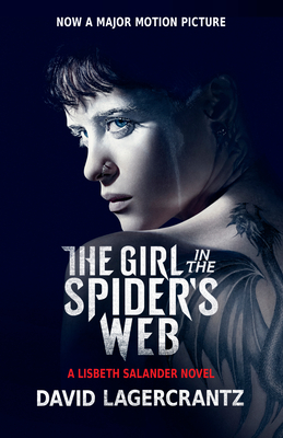 The Girl in the Spider's Web (Movie Tie-In) (Millennium Series) Cover Image