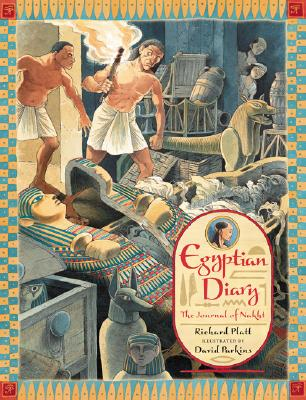 Egyptian Diary Cover