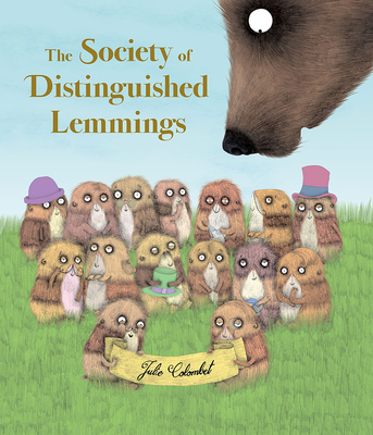 The Society of Distinguished Lemmings Cover Image
