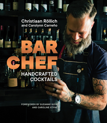 Bar Chef: Handcrafted Cocktails Cover Image