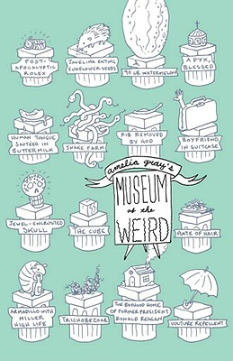 Museum of the Weird Cover