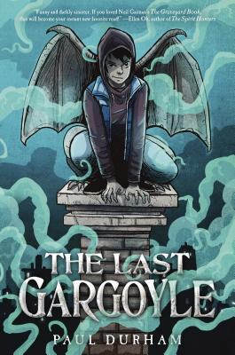 The Last Gargoyle Cover Image