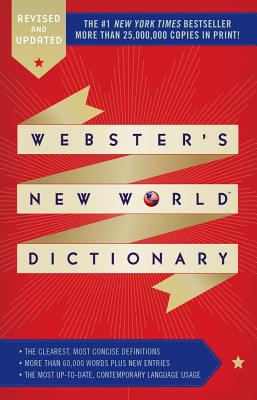 Webster's New World Dictionary Cover Image
