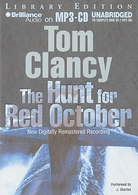 The Hunt for Red October (MP3 CD) | Liberty Bay Books