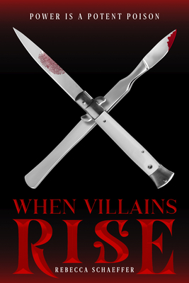 When Villains Rise (Market of Monsters #3) Cover Image