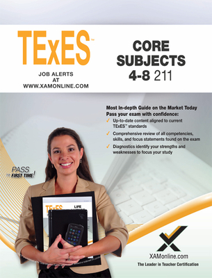 TExES Core Subjects 4-8 211 Cover