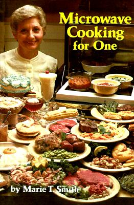Microwave Cooking for One Cover Image