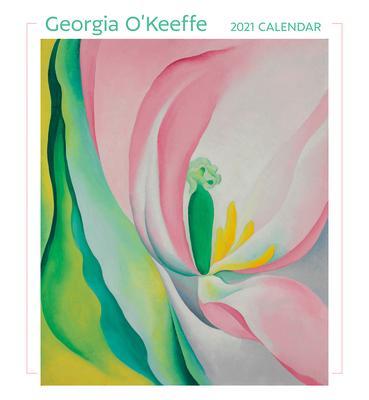 Georgia O'Keeffe 2021 Wall Calendar Cover Image