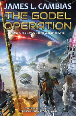 Cover for The Godel Operation
