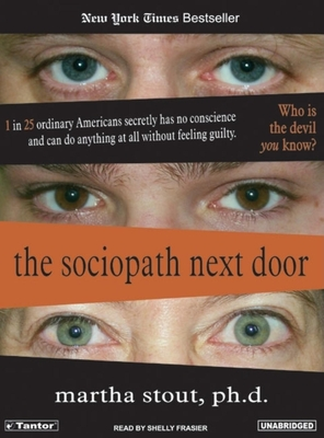The Sociopath Next Door Cover Image