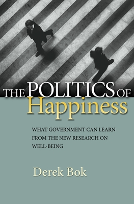The Politics of Happiness Cover