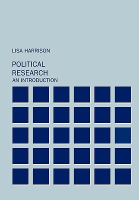 Political Research: An Introduction Cover Image