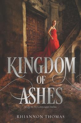 Kingdom of Ashes Cover