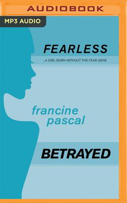 Betrayed (Fearless #24) Cover Image