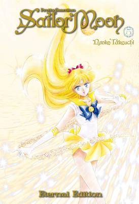 Sailor Moon Eternal Edition 5 Cover Image