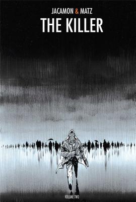 The Killer, Volume 2 Cover
