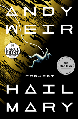 Project Hail Mary: A Novel Cover Image