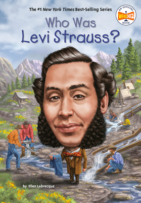 Who Was Levi Strauss? (Who Was?) Cover Image