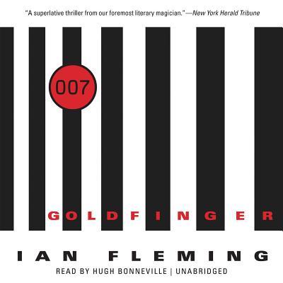 Cover for Goldfinger (James Bond #7)