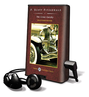 The Great Gatsby [With Earbuds] Cover Image