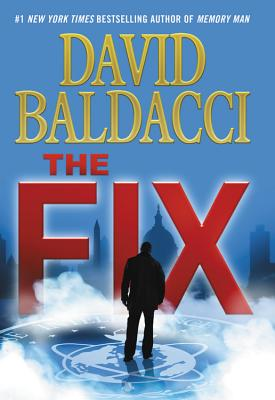 The Fix (Memory Man series #3) Cover Image