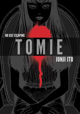 Tomie: Complete Deluxe Edition (Junji Ito) Cover Image