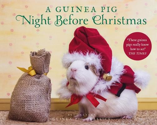 A Guinea Pig Night Before Christmas (Guinea Pig Classics) Cover Image