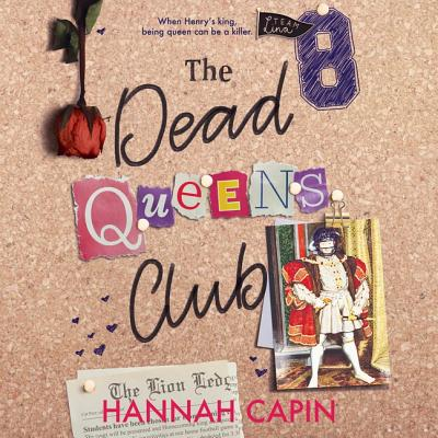 The Dead Queens Club Cover Image