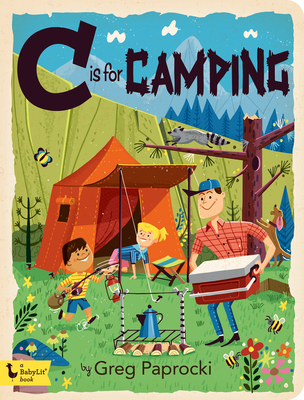 C Is for Camping Cover Image