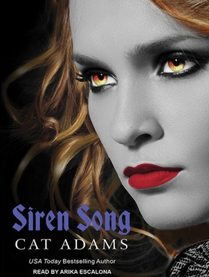 Siren Song (Blood Singer #2) Cover Image