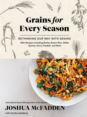 Cover for Grains for Every Season