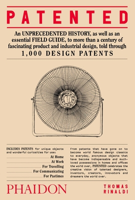 Patented: 1,000 Design Patents Cover Image