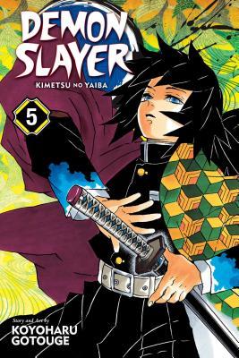 Demon Slayer: Kimetsu no Yaiba, Vol. 5 Cover Image