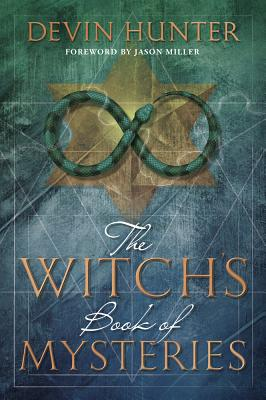 The Witch's Book of Mysteries Cover Image