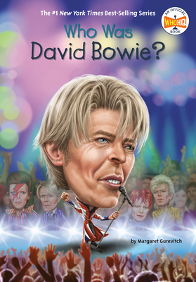Who Was David Bowie? (Who Was?) Cover Image