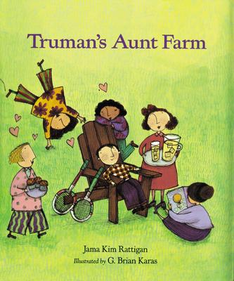 Truman's Aunt Farm Cover
