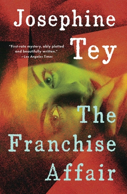 Cover for The Franchise Affair