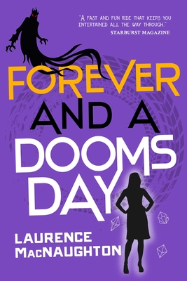 Forever and a Doomsday (A Dru Jasper Novel #4) Cover Image