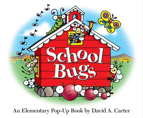 School Bugs (David Carter's Bugs) Cover Image